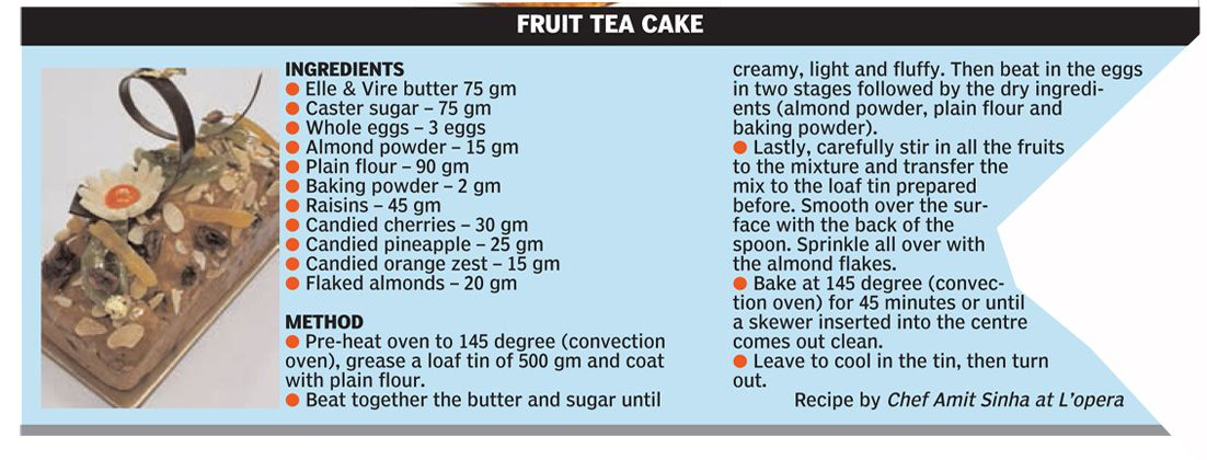 The Asian Age _Cake Story_ 20.11.2014